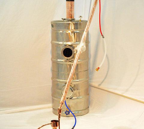 Distiller Parts - Rainier Distillers