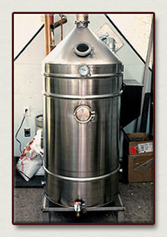 50 and 100-gallon boilers