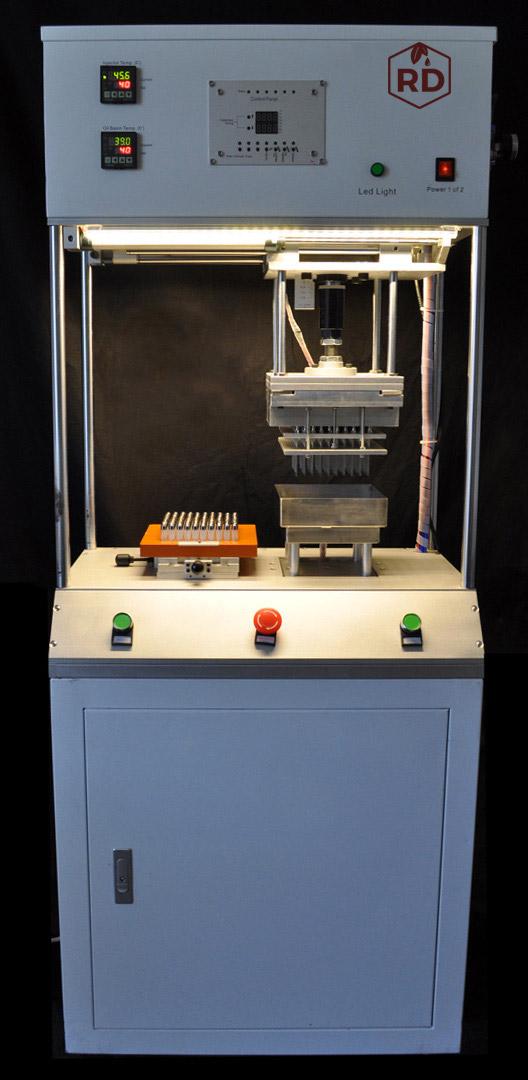 Automated Vape Cartridge Amp Disposable Filling Machine